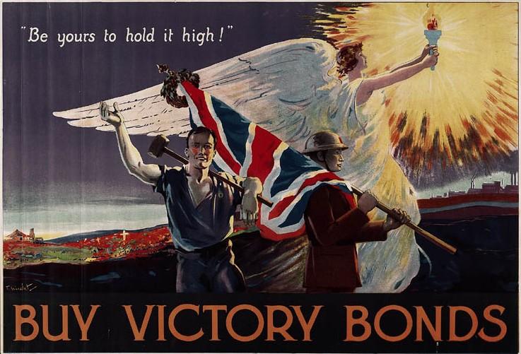 Британия погасит долги за Первую мировую войну в 2015 году