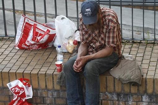 Каждому шестому жителю Германии угрожает бедность