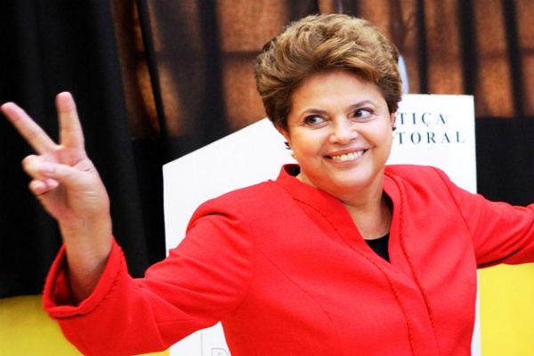 На президентских выборах в Бразилии лидирует Дилма Русеф