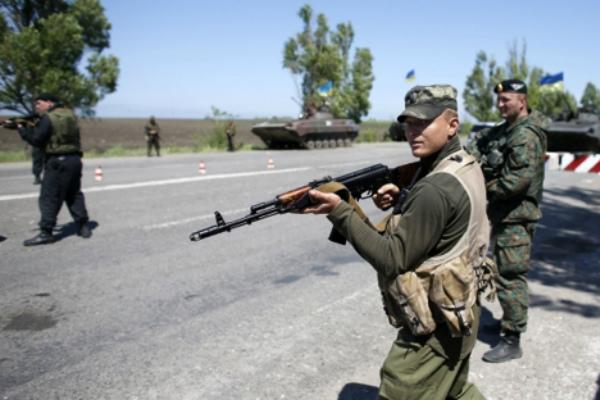 Убийца жителей Донбасса скрывался под видом беженца