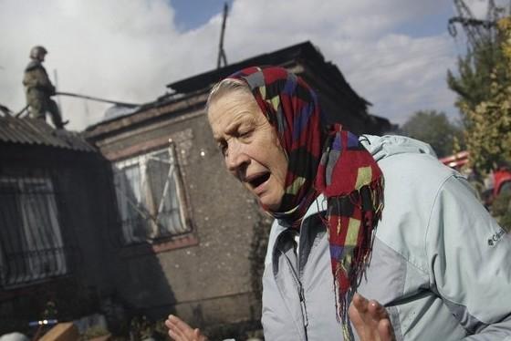 Власти ДНР дадут жилье людям, потерявшим кров при боевых действиях