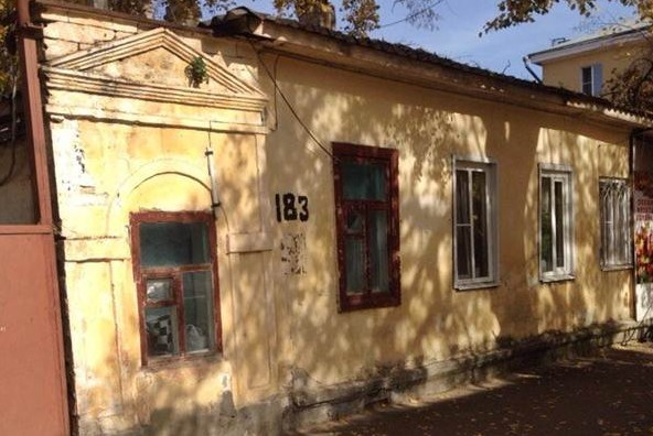 Знаменитому Дому Лермонтова в Ставрополе угрожает пятиэтажка