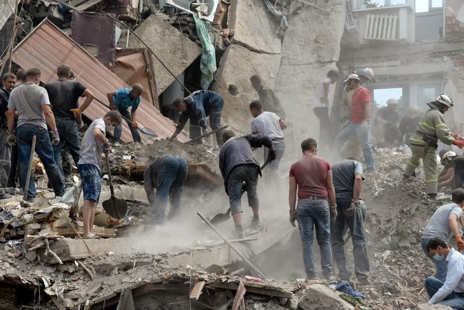 Киев утвердил план восстановления инфраструктуры Донбасса