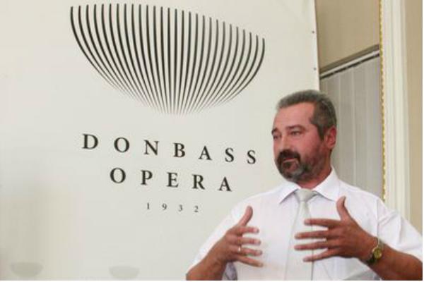 Руководитель «Донбасс Оперы» умер после премьеры