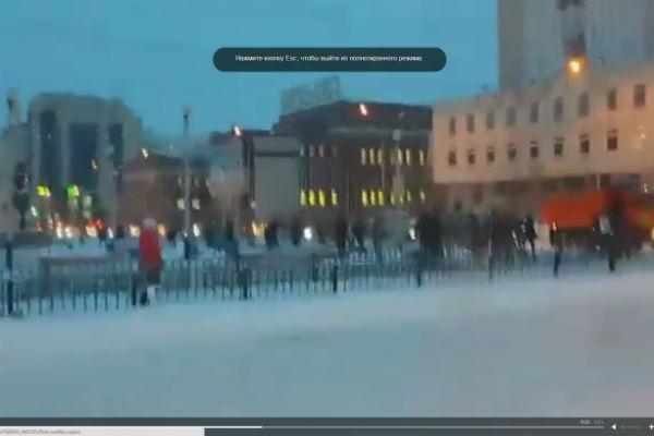 Массовая драка произошла в Якутске