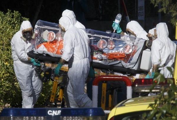 Роспотребнадзор отрицает возможность вспышки лихорадки Эбола в России