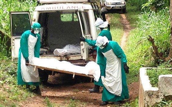 Оператор американской телекомпании NBC заразился вирусом Эбола