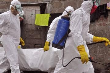 В Германии от вируса Эбола скончался высокопоставленный сотрудник ООН