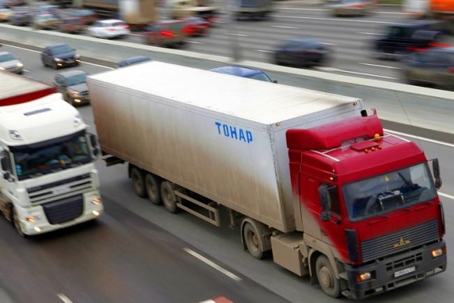 Минтранс предложил ввести дополнительную плату для грузовиков свыше 3,5 т