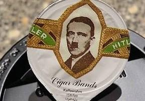 Изображение Гитлера появилось на швейцарских сливках