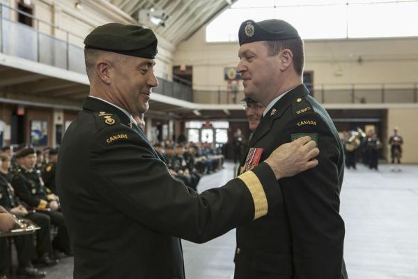 Канадские военные переоденутся в гражданку