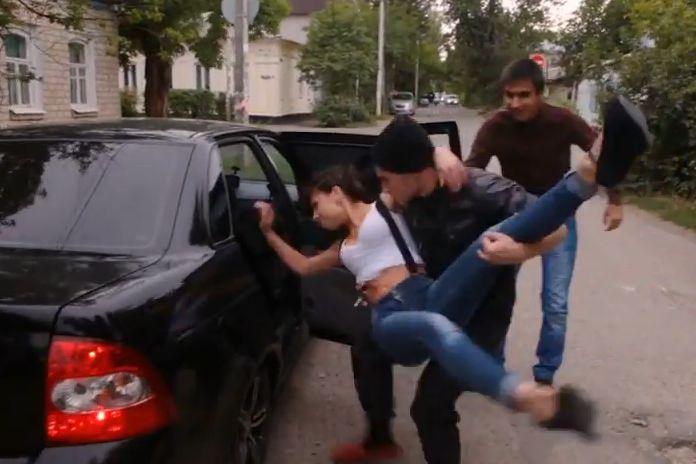 На Кавказе сняли свою пародию на клип