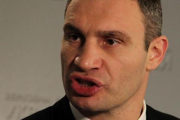 Кличко заказал похищение советника Януковича в России