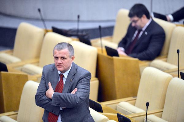 Николай Коломейцев: У комиссии по этике Госдумы ничего нет против Валерия Рашкина