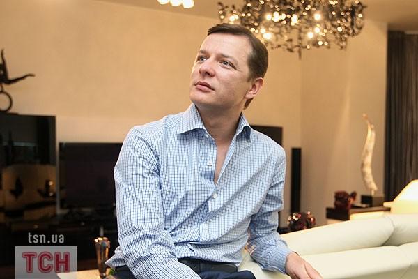 Ляшко ответил на слова Авакова, назвав его дебилом