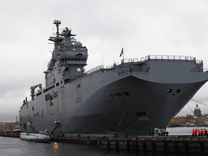 ВМФ РФ: Россия способна сама строить
