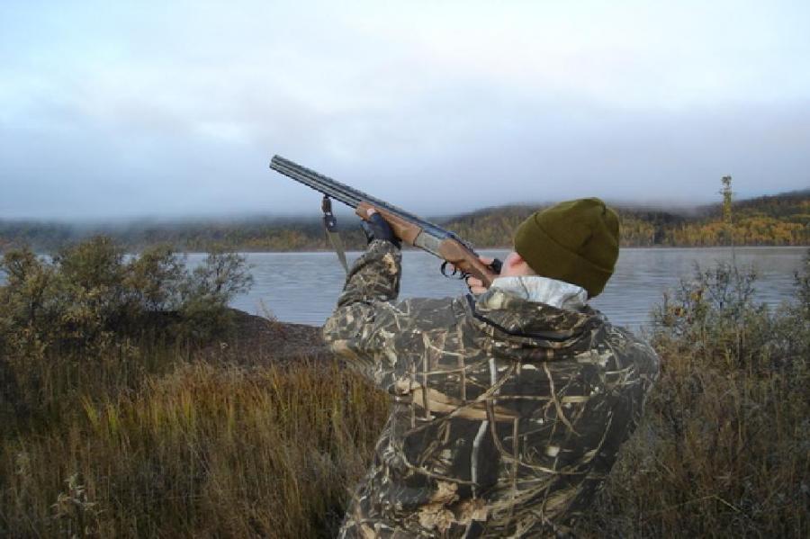 Пенсионер застрелил своего приятеля во время охоты