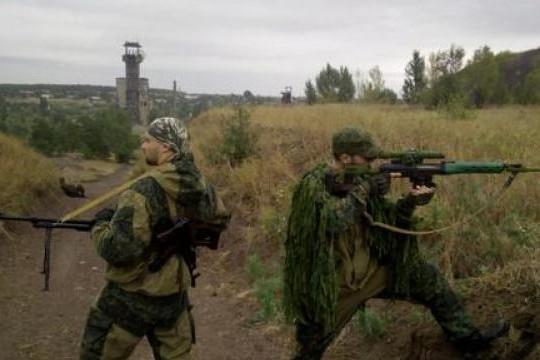 В Новороссии продолжаются нарушения договорённости о прекращении огня