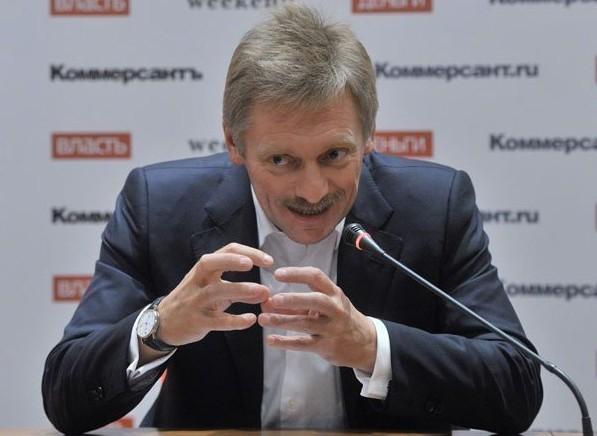 Песков: отмена санкций не обсуждается и не обсуждалась с Европой
