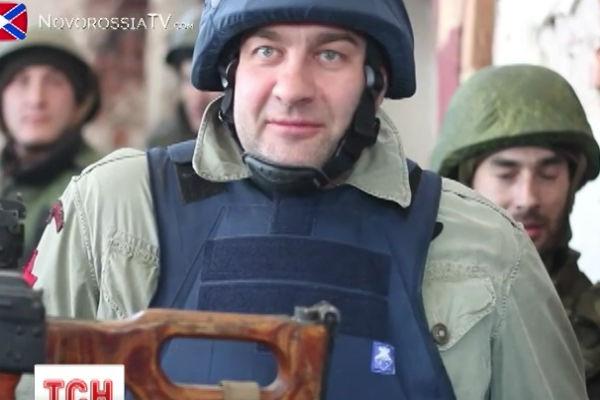 Пресс-конференция Пореченкова в Донецке сорвалась