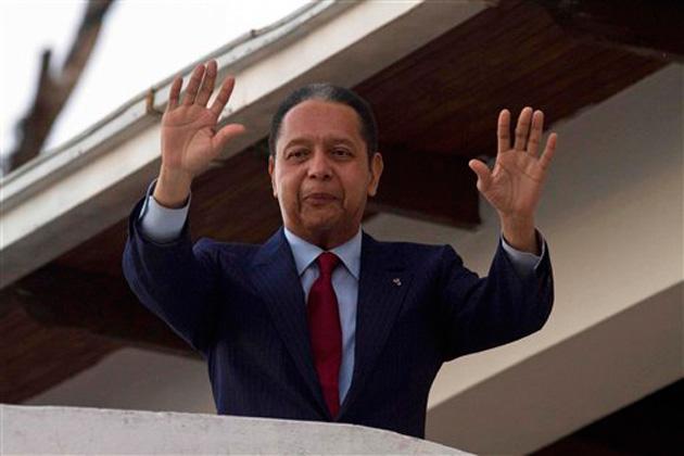 Умер экс-президент Гаити