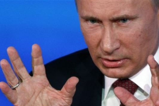 Путин назвал антироссийские санкции