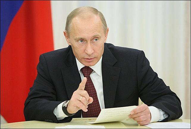 Санкции не приближают урегулирование - Путин