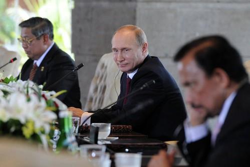 Путин на свой день рождения взял выходной