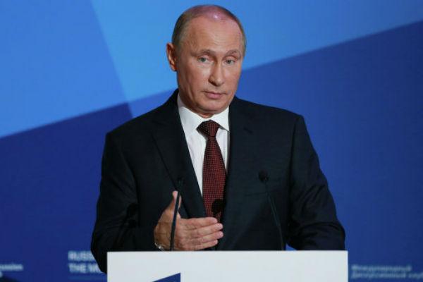 Путин произнес одну из своих самых «антиамериканских речей»
