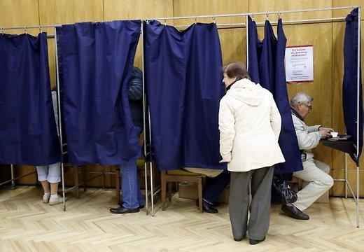В Латвии русская партия лидирует на выборах, которые выиграли латышские националисты