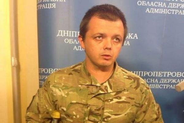 Семенченко: Украина обещала отдать аэропорт Донецка по минскому договору