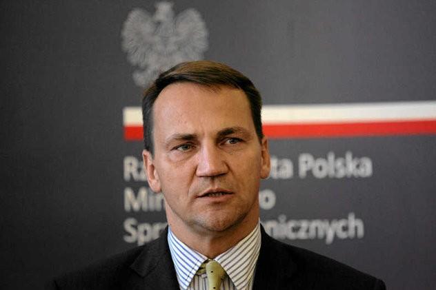 Экс-глава МИД Польши заявил, что его слова о разделе Украины были неправильно поняты
