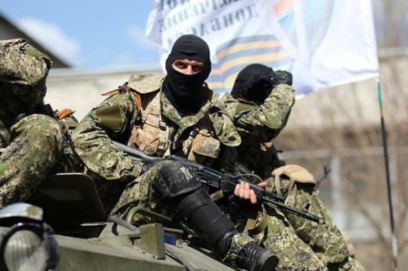 В Новороссии продолжаются позиционные бои