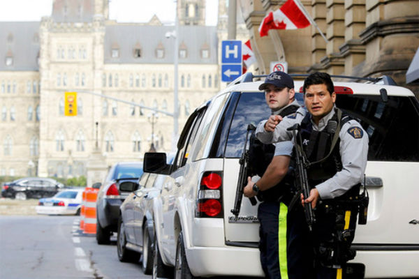 Стало известно имя исламиста, бросившего вызов Канаде