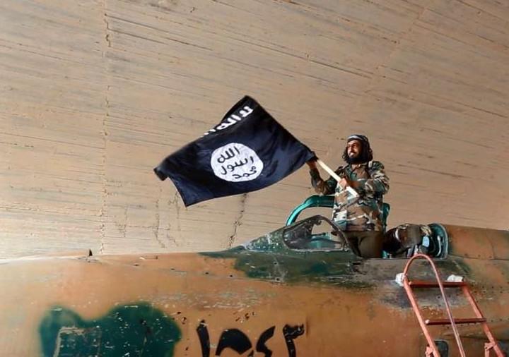 У боевиков ИГИЛ появились самолеты