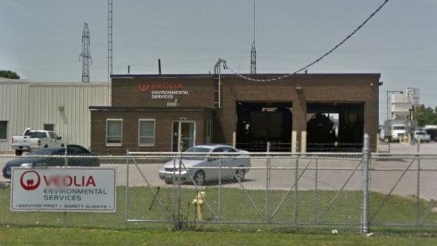 В Канаде произошел взрыв на химическом заводе