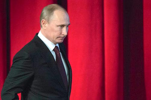 Владимир Путин: Тотального контроля Интернета не будет