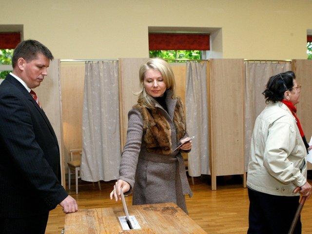 На парламентских выборах Латвии лидирует русскоязычная партия «Согласие»