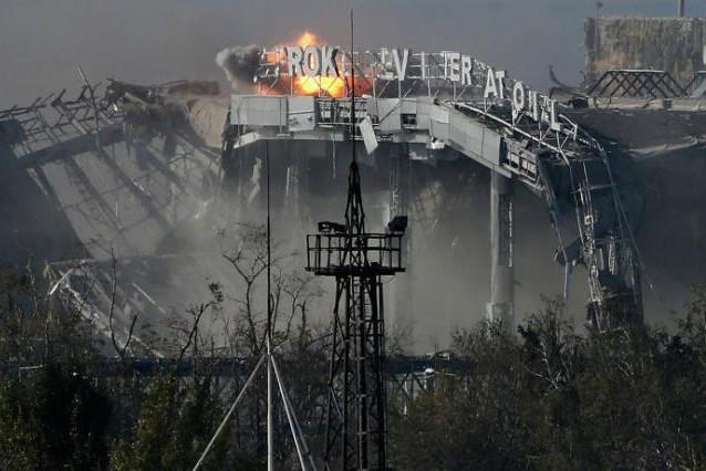 Украинские силовики нанесли ракетный удар по заводу Химреактив в Донецке