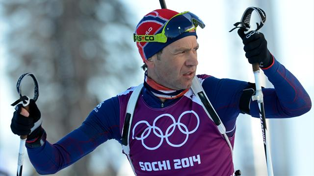 Бьорндален признан лучшим спортсменом Олимпиады в Сочи