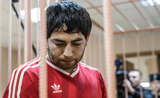 Суд арестовал до 5 декабря предполагаемого участника банды ГТА