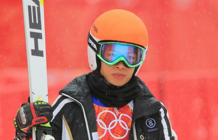Скрипачка Ванесса Мэй попала на Олимпиаду в Сочи с помощью обмана
