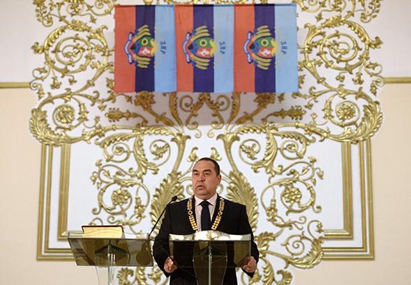 Глава ЛНР предложил возродить антигитлеровскую коалицию