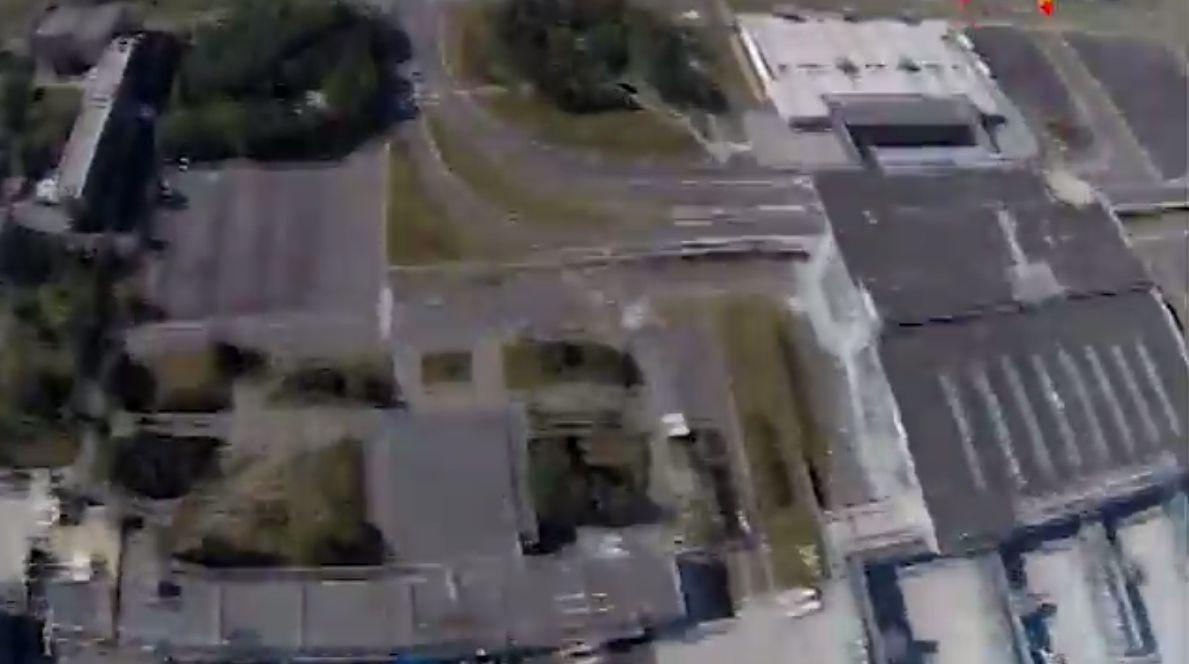 Украинская армия перешла в наступление в аэропорту Донецка