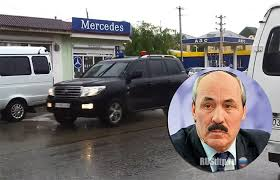 МВД опровергло факт аварии с участием Абдулатипова