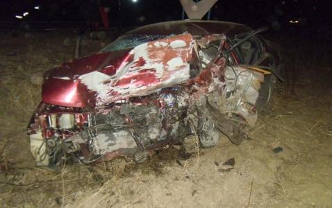 Четыре человека погибли в ДТП в Ростовской области