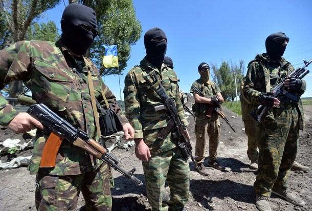 В Донецке действуют две диверсионные группы