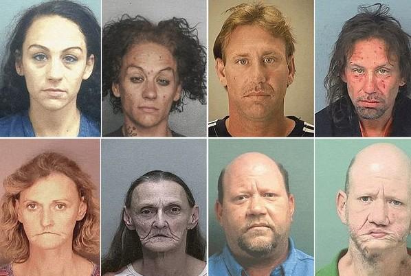 В Сети появилось шокирующее видео об американских наркоманах