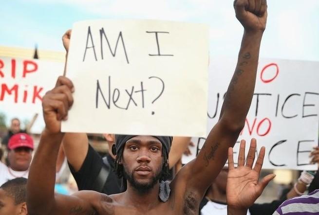 Романович: в США остается расовая проблема