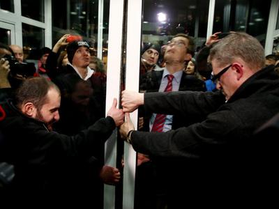 Из-за скандала ЦИК Польши ушел в отставку